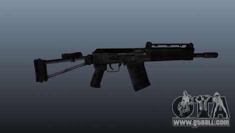 Saiga-12 shotgun for GTA 4 third screenshot
