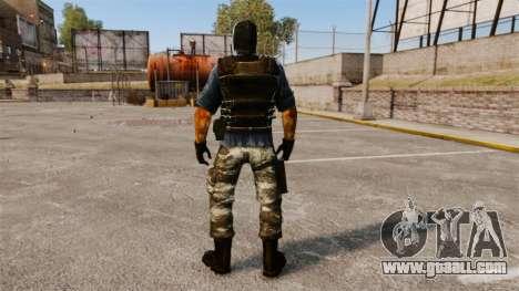 Eastern European terrorist Phoenix for GTA 4 third screenshot