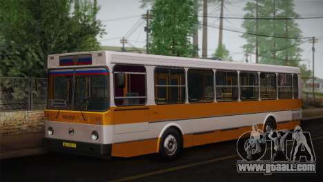 LIAZ 5256.00 Skin 3-Pack for GTA San Andreas left view