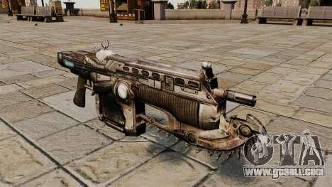 The Lancer Rifle for GTA 4