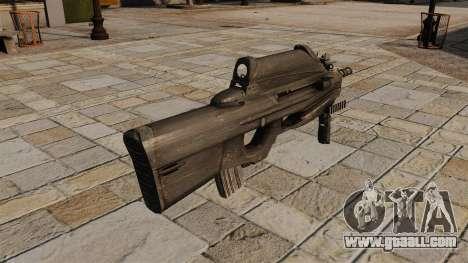 FN F2000 Assault Rifle for GTA 4 second screenshot