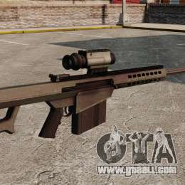 m107 sniper rifle - photo #48