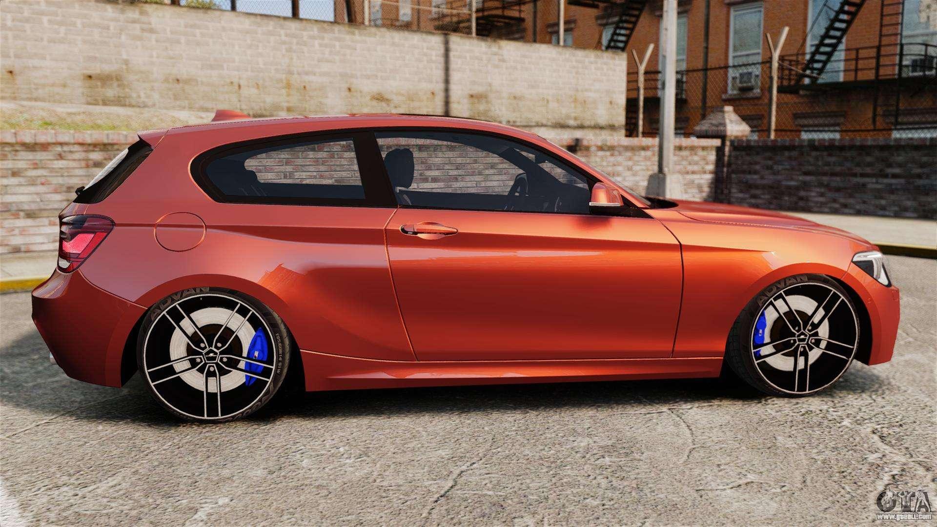 8 Passenger Minivan >> BMW M135i 2013 for GTA 4