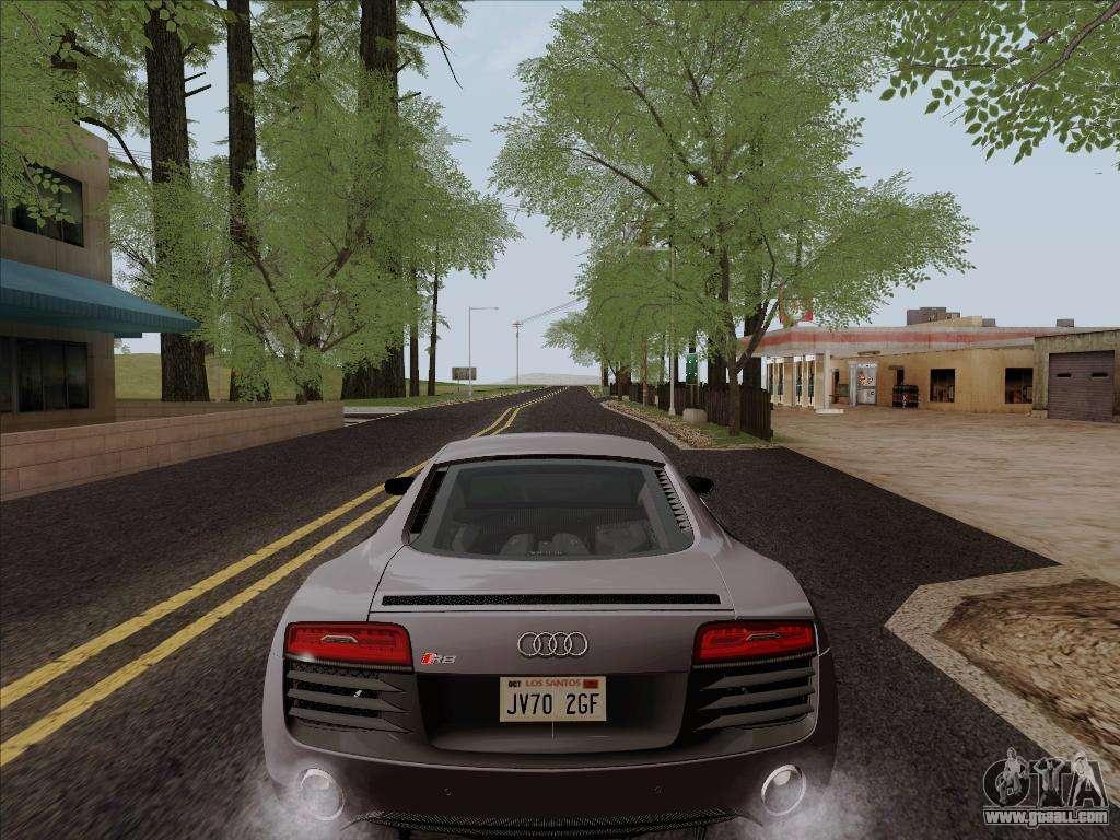 Audi R8 V10 Plus for GTA San Andreas Cheetah Audi R on aston martin cheetah, audi tt cheetah, beiber cheetah,