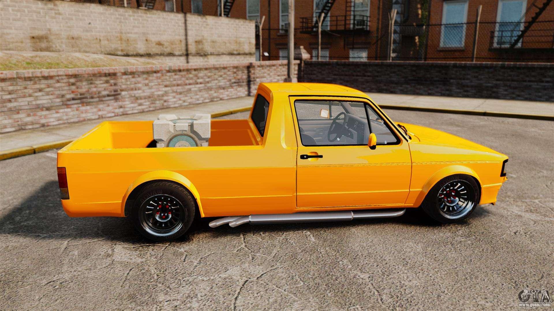 Volkswagen Caddy For Gta 4