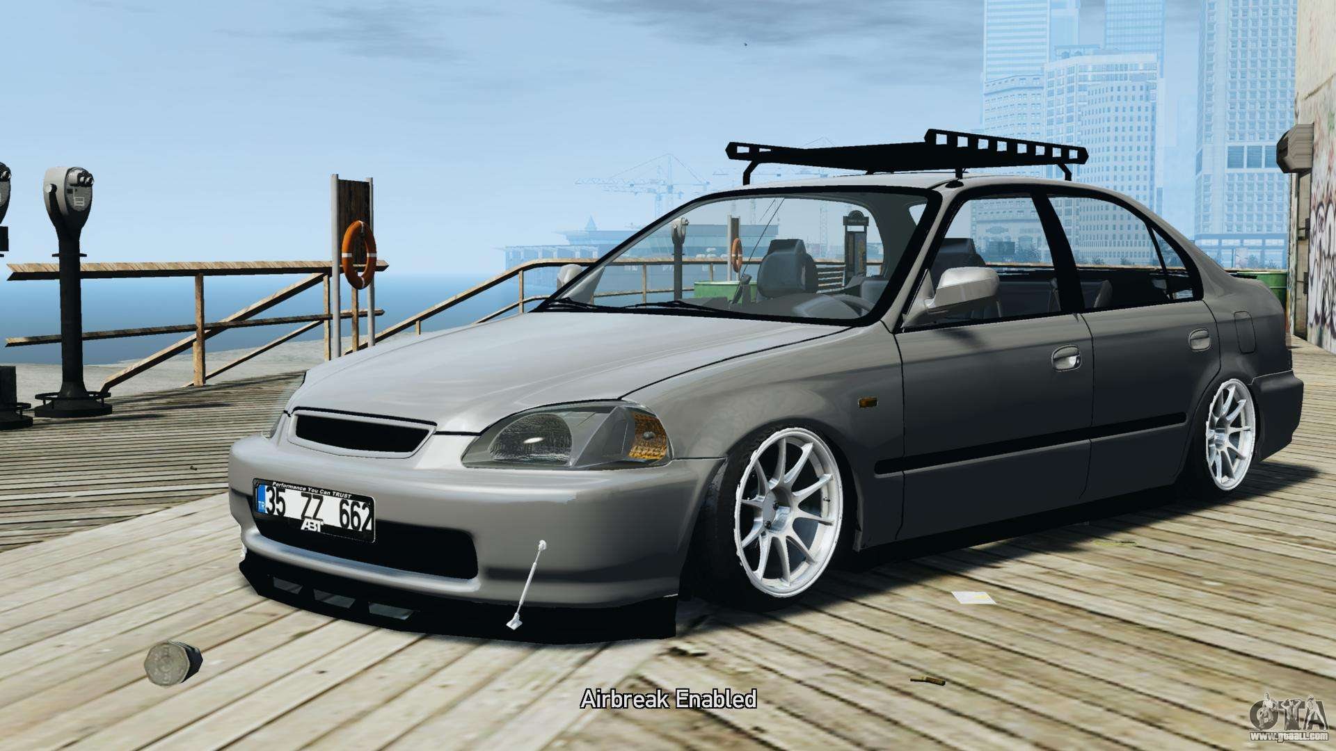 honda civic  es  gta