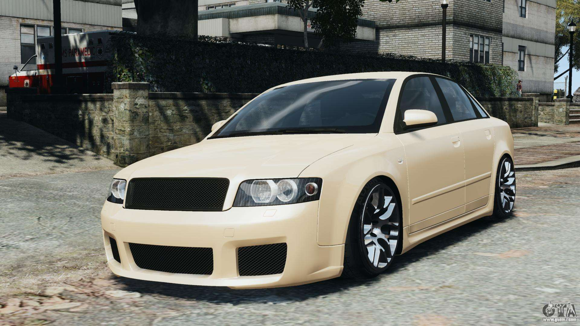 audi s4 2004 for gta 4. Black Bedroom Furniture Sets. Home Design Ideas