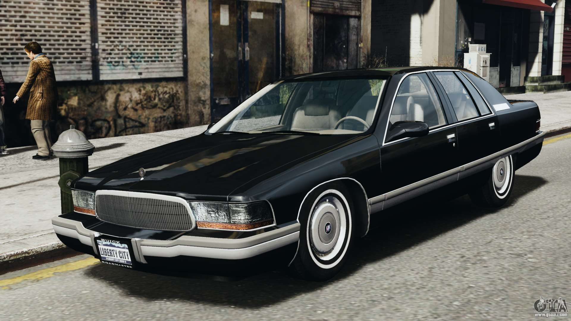 Buick Roadmaster 1996 For Gta 4