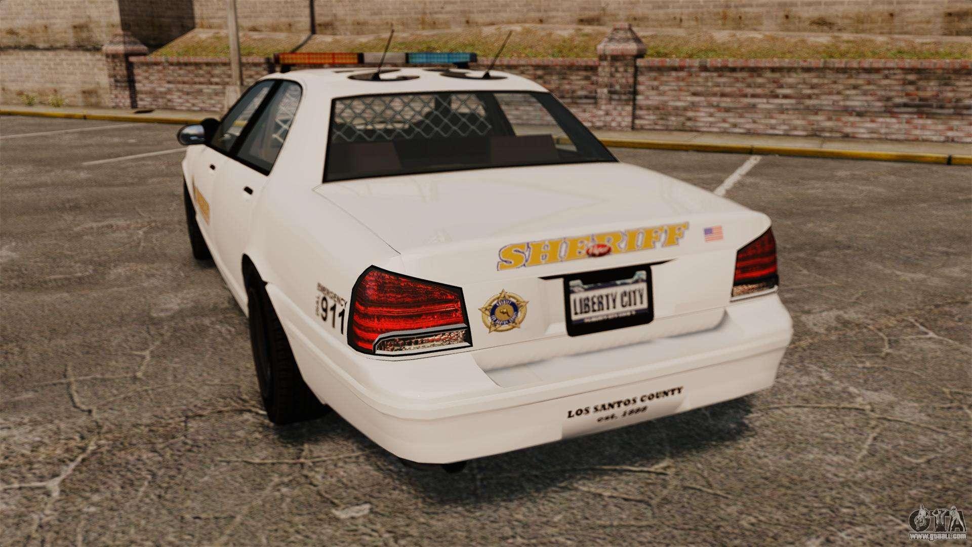 Gta  Police Car