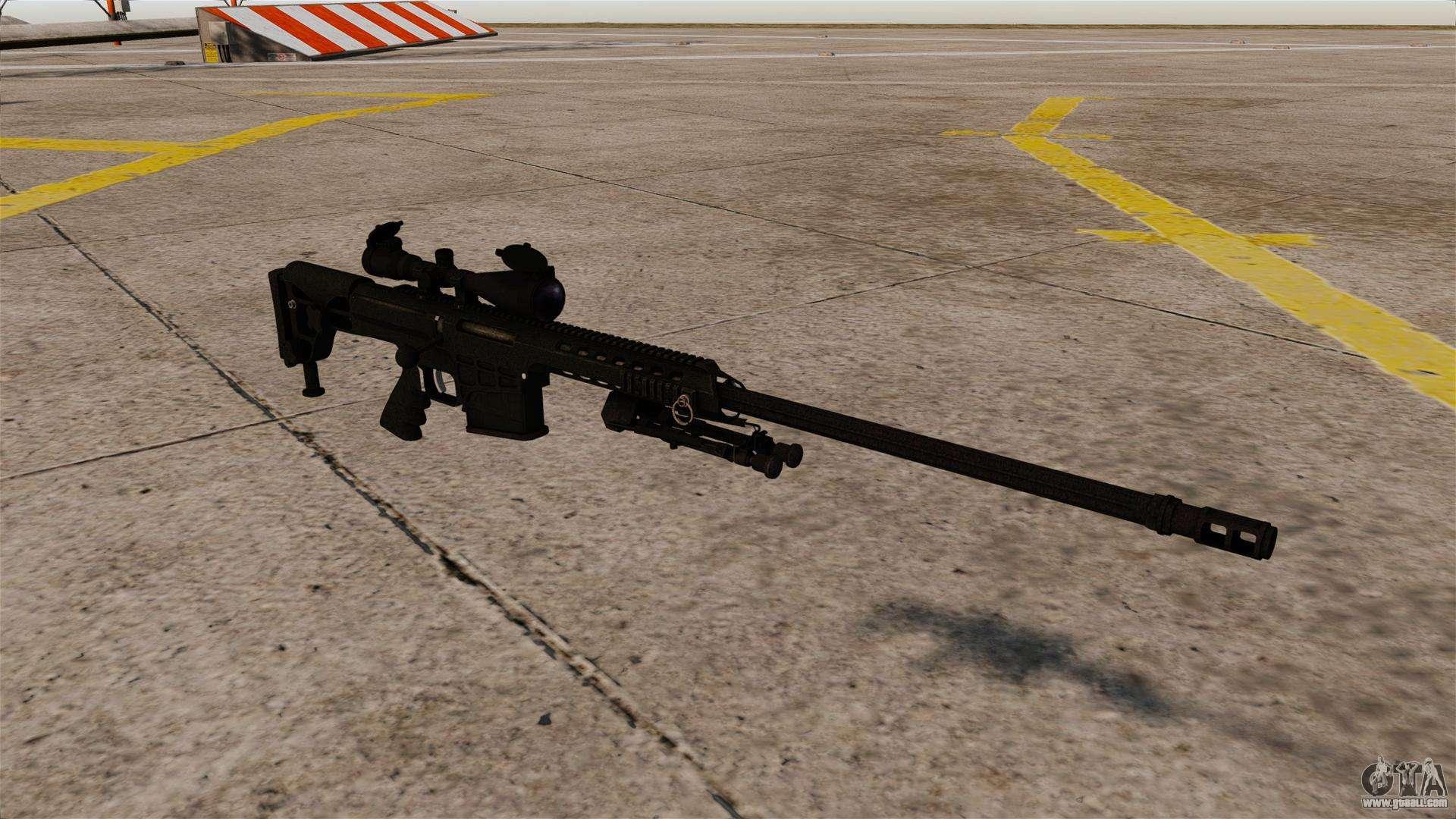 m98b sniper rifle - photo #21