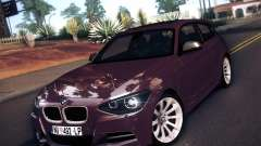 BMW M135i for GTA San Andreas