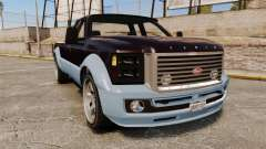 GTA V Vapid Sandking SWB 4500