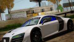 Audi R8 LMS Ultra v1.0.1 DR for GTA San Andreas