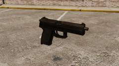 H&K MK23 Socom semi-automatic pistol