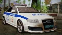 Audi RS6 Police