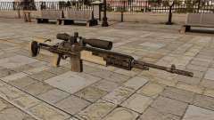 M14 sniper rifle for GTA 4