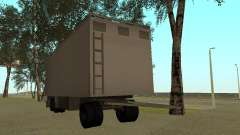 Trailer for Kamaz 54115 for GTA San Andreas