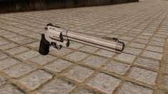 500 S&W Magnum revolver.