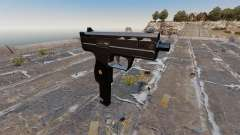 HK UZI submachine gun