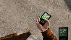 Theme for Sony Ericsson phone