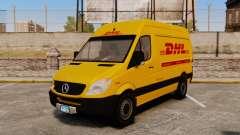 Mercedes-Benz Sprinter 2500 Delivery Van 2011