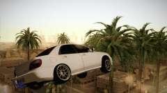 Freeze car in air for GTA San Andreas