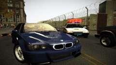 BMW E46 M3 CSL for GTA San Andreas