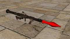 American anti-tank grenade launcher RPG-7