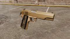 Colt M1911 pistol v2 for GTA 4