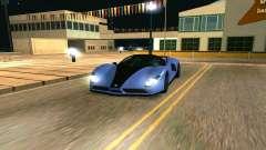 The Cheetah of GTA 5
