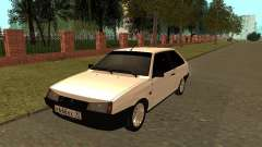 VAZ 2108 hatchback 3 doors for GTA San Andreas