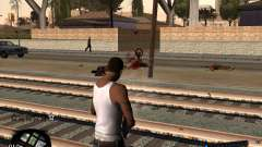 C-HUD by Menson for GTA San Andreas