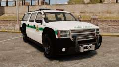 GTA V Declasse Granger Park Ranger