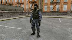 English commando SAS
