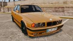 BMW M5 1995 for GTA 4