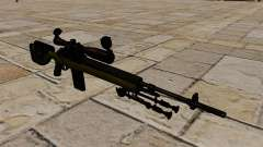 Cnajperskaâ rifle M14 DMR for GTA 4