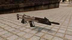 Assault rifle Scarab for GTA 4