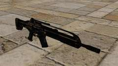 Assault rifle SCAR for GTA 4