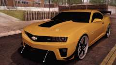 Chevrolet Camaro ZL1 for GTA San Andreas