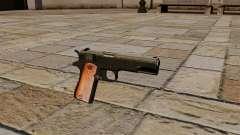 Gun Colt M1911 Black Edition