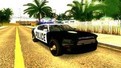 Police Buffalo GTA V