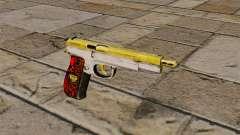 The new pistol CZ75