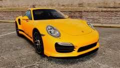 Porsche 911 Turbo 2014 [EPM] Turbo Side Stripes