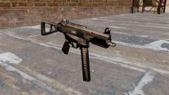 HK UMP submachine gun
