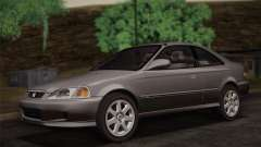 Honda Civic Si 1999 Coupe for GTA San Andreas