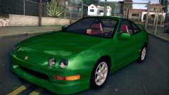 Honda Integra Normal Driving for GTA San Andreas