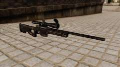 AI Arctic Warfare sniper rifle Magnum for GTA 4