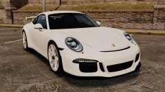Porsche 911 GT3 (991) 2013 for GTA 4