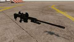 The Barrett M98B rifle for GTA 4