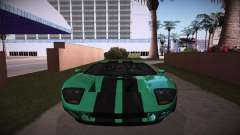 Ford GT TT Ultimate Edition for GTA San Andreas